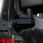 Preview: Mirror Arm Covers Paintable 2 pce. Wrangler JK year 07-18