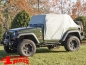 Mobile Preview: Cab Car Cover Weather Lite Wrangler JK JL year 07-20 2-doors