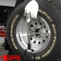 Mobile Preview: Off Road Spaten aus Edelstahl CJ + Wrangler YJ TJ JK Bj. 76-18