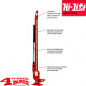Mobile Preview: Hi-Lift Jack - Das Original 3157kg Höhe 128cm