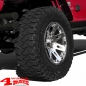 Preview: Aluminum Wheel 9x17 ET -12 XHD chrome polished Wrangler JK year 07-18