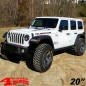 Preview: Aluminum Wheel 9x20 ET -12 Drakon Gunmetal Wrangler JK year 07-18