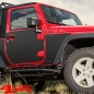 Mobile Preview: Reflex Stubby Radio Antenna 15 cm Wrangler TJ JK JL year 97-19