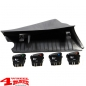 Preview: Switch Pod Kit A-Pillar incl. 4 Switches Left Wrangler JK year 07-10