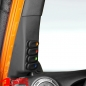 Mobile Preview: Switch Pod Kit A-Pillar incl. 4 Switches Left Wrangler JK year 07-10