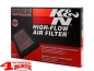 Preview: Sport Air Filter K&N Wrangler JK year 07-18 with 2,8 L CRD