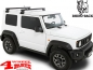 Preview: Dachträger Rhino Rack Kit + Heavy Duty Bars Jimny GJ Bj. 10.18-