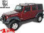Mobile Preview: Overhead Roof Rack Bars Rhino Rack Wrangler JK JL 07-20 4-doors