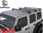 Preview: Overhead Rhino Rack Bar Vortex Black Wrangler year 97-20