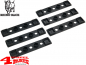 Preview: Overhead Rhino Rubber Kit RLT600 Mount Legs Wrangler JK JL year 07-20