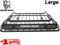 Preview: Roof Rack Basket Large Rhino Rack Wrangler year 97-20 2- or 4-doors