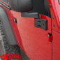 Preview: Element Tube Doors Enclosure Kit Front Wrangler JK year 07-18 2- or 4-doors