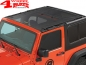 Mobile Preview: Sun Bikini Top Bestop Mesh Wrangler JK Bj. 07-18 2-Türer