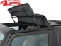 Preview: Sunrider for Hardtop Black Twill Textil Wrangler JK year 07-18 2 + 4-doors