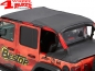Preview: Safari Header Bikini Top Black Diamond Wrangler JL year 18-20 4-doors