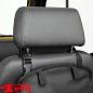 Mobile Preview: Stautasche hinter dem Sitz Black Diamond Wrangler TJ JK JL 97-19