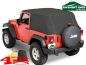 Preview: Emergency Softtop Pavement Ends Wrangler JK year 07-18 2-doors
