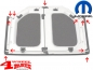 Preview: Hardtop Foam Blocker Seal Kit Mopar JK 11-18 2- or 4-doors