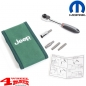 "Preview: Hardtop and Door Tool Kit 6 pieces ""Jeep"" Wrangler JK 07-18"