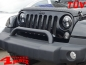 Preview: Front Protection Bar with TÜV Black Jeep Wrangler JK year 07-18