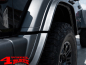 Preview: Fender Flares 4 Piece 3,8cm wide with TÜV Wrangler JL year 18-20
