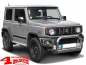Preview: Front Tube Center Bumper Stainless Steel Suzuki Jimny GJ year 10.18-