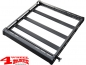 Preview: Overhead Roof Rack Black Rock Half-Size Wrangler JK 07-18 2 or 4-doors