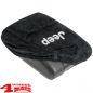 "Preview: Arm Rest Pad Cover Velour with ""Jeep"" Logo Wrangler JK year 11-18"
