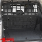 Mobile Preview: Cargo Net behind the Rear Seats Wrangler JK JL year 07-20 4-doors