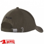 "Preview: Base Cap J8S mit Jeep Logo in ""Military Dark Grey"""