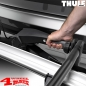 Preview: Bicycle carrier for 3 Bikes Thule VeloSpace XT3 Wrangler year 87-20