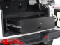 Preview: Drawer Kit on the Rear Cargo Area lockable Wrangler JL year 18-19 4-doors