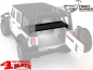 Preview: Interior Rack on the Rear Cargo Area Wrangler JK year 07-18 4-doors
