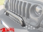 Preview: Front Bumper Cover Aluminum Wrangler JL year 18-20