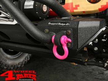 D-Ring Pink 9.500 kg Ø 22mm