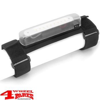 Interior Roll Bar Mounted LED Interior Lighting Jeep year 76-20