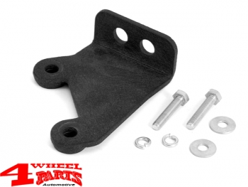 CB Antenna Mount Bracket on Tire Carrier Wrangler JK year 07-18