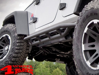 Rocker Guards RRC Side Armor Wrangler JK year 07-18 4-doors
