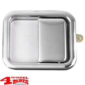 Door Paddle Handle Chrome Outside CJ + Wrangler YJ TJ year 81-06