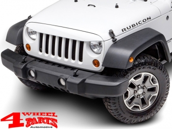 Grille Front Mask NightHawk PW7 (Bright White) Wrangler JK 07-18