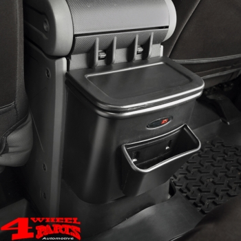 Rear Seat Organizer Jeep Wrangler JK year 07-10 2- or 4-doors