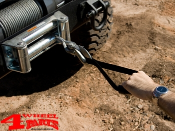 Winch Safety Strap Universal Application