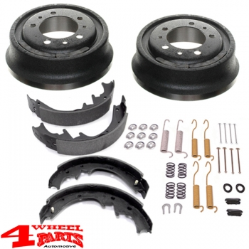 Drum Brake Rebuild Kit AMC 20 Jeep CJ year 78-86