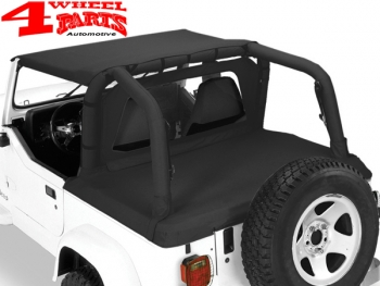 Windjammer Black Denim Pavement Ends CJ + Wrangler YJ TJ Bj. 80-02