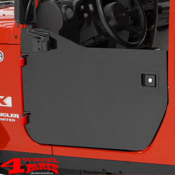 Element Tube Doors Enclosure Kit Front Wrangler JK year 07-18 2- or 4-doors