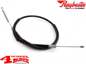 Brake Cable Rear Right Jeep Wrangler YJ year 91-95