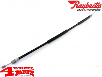Brake Cable Rear Left Jeep Wrangler YJ year 91-95