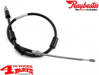 Brake Cable Rear Right or Left Jeep Wrangler TJ year 97-06