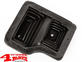 Shifter Boot for Manual Transmission + Transfer Case YJ year 87-95