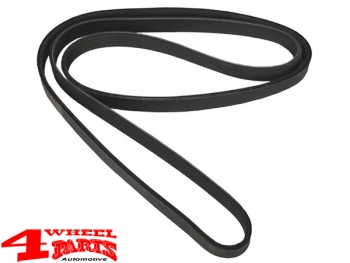 Serpentine Belt YJ year 91-95 2,5 + 4,0 L without AC with Power Steering